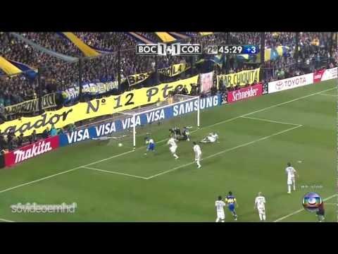 Melhores Momentos - Boca Juniors (ARG) 1 x 1 Corinthians - Libertadores 2012 - 27/06/2012 - Globo HD