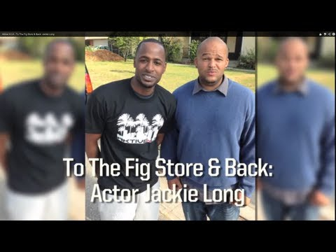 Aktive N LA - To The Fig Store & Back: Jackie Long