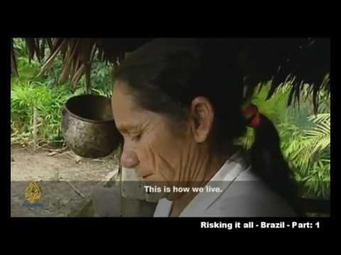 Risking it all - Brazil - Tony Comiti - Al Jazeera - Part 1