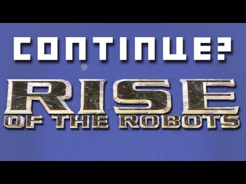 Rise of The Robots (SNES) - Continue?