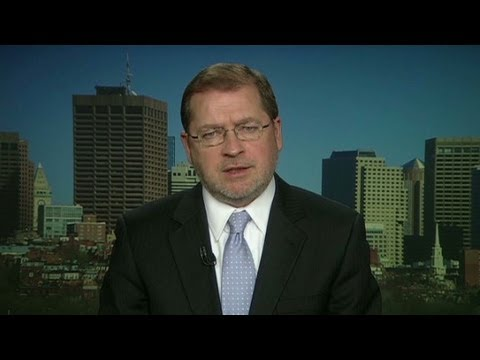 Norquist: Long fight ahead on spending