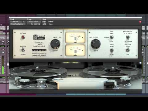 Slate Digital Virtual Tape Machines Plugin Review - TheRecordingRevolution.com