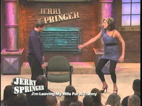 Confront Tayliana (The Jerry Springer Show)