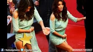Eva Longoria Wardrobe Malfunction at Cannes Film Festival Reaction