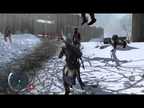 Assassin's Creed III E3 Frontier Gameplay Demo [UK]