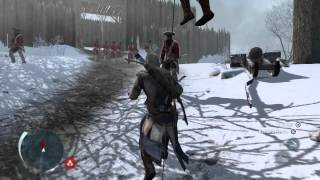 Assassin's Creed III videosu