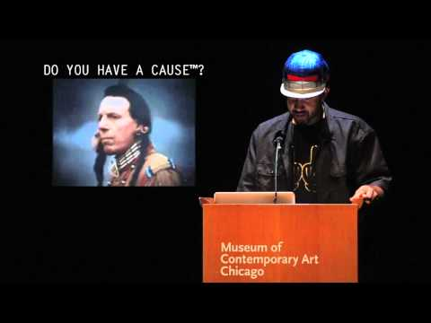 ART THOUGHTZ: To Catch A Millennial (Live at the Museum of Contemporary Art Chicago 9-07-11)