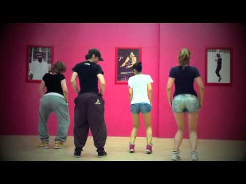 """Come Mek Mi Touch U"" Ragga Dancehall Choreography by Andrey Boyko"