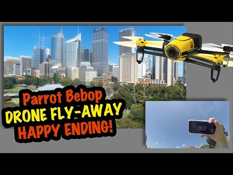 The Drone that FLEW AWAY… & Came HOME! - UCppifd6qgT-5akRcNXeL2rw