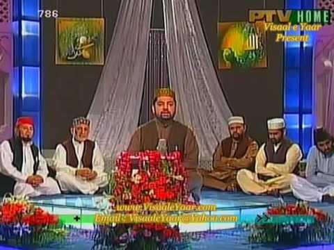 Punjabi Naat(Sab Dey Ghamkhar Nabi)Sarwar Naqshbandi In Ptv.By  Naat E Habib