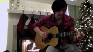 """Have Yourself A Merry Little Christmas""-Caleb Lovely (acoustic rendition)"