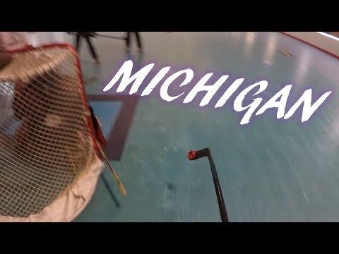 GoPro Roller Hockey - THE MICHIGAN!! (WE'RE BACK!!) (HD)