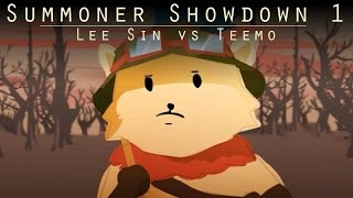 Summoner%20Showdown%20:%20Teemo%20vs%20Lee%20Sin