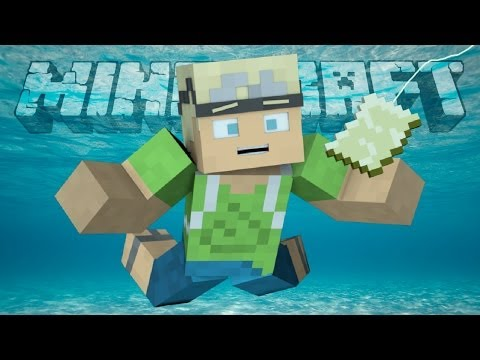 Minecraft MMO - Wynncraft - Underwater Quest - Part 4
