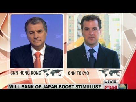 Japan's stimulus boost