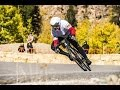 50 mph downhill cycling race in Colorado - Red Bull Road Rage