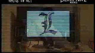 Deathnote Trailer