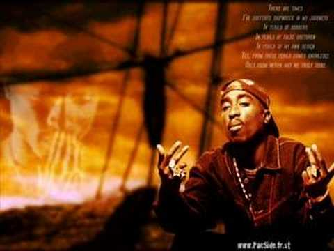Tupac Just Like Daddy