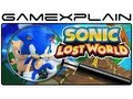 Sonic Lost World - Trailer Analysis (Secrets & Hidden Details)