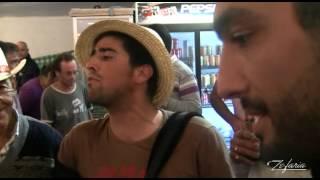 Pedro Cachadinha e Henrique de Lindoso - As Brasileirinhas - Desgarradas Feiras Novas 2012