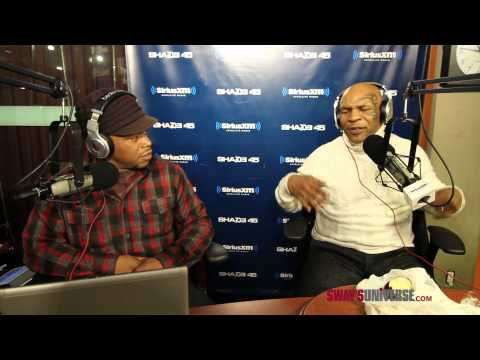 Mike Tyson Explains His Role on Law & Order on Sway in the Morning