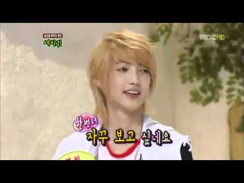 [Boyfriend Moment #22] Youngmin winks + aegyo