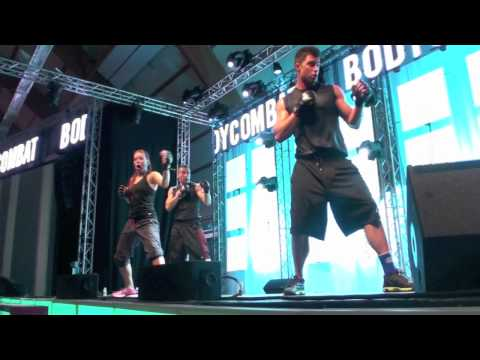 BodyCombat 47 - the Nike Blast 2011