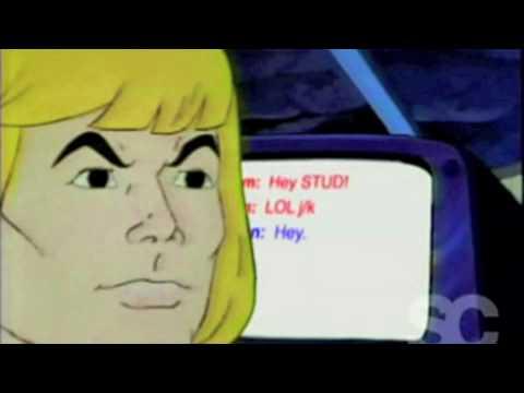 He-Man Sings