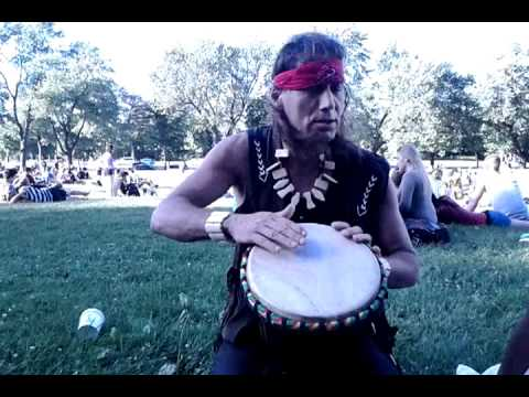 Mind Healing - Thunderbird Live at Tam Tams July 8, 2012