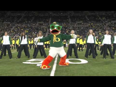 Oregon Marching Band - Gangnam Style