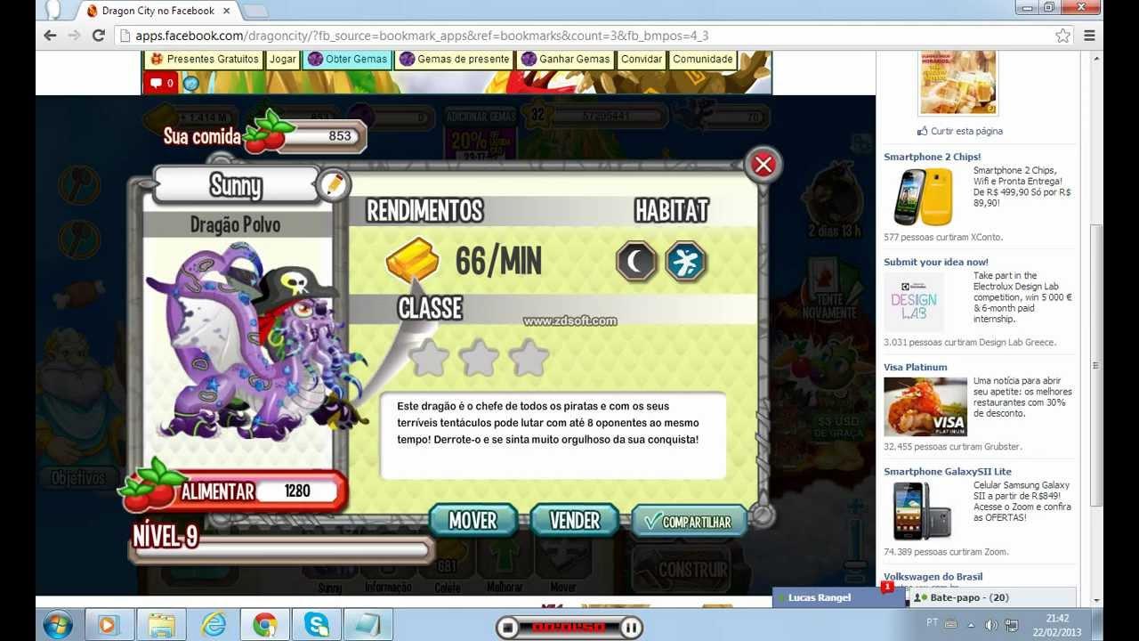 Dragon City Dragão Fantasma Dragon City Como Fazer Dragão