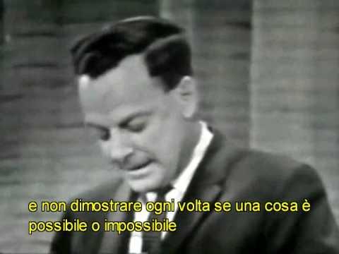 Richard Feynman: Dischi Volanti