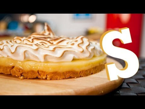 LEMON MERINGUE PIE RECIPE - SORTED