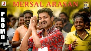 Mersal - A Minute of Mersal Arasan  Vijay  A R Rahman  Atlee