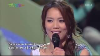 SoHyang(소향) - Let it go(다 잊어) [제29회 초록동요제]