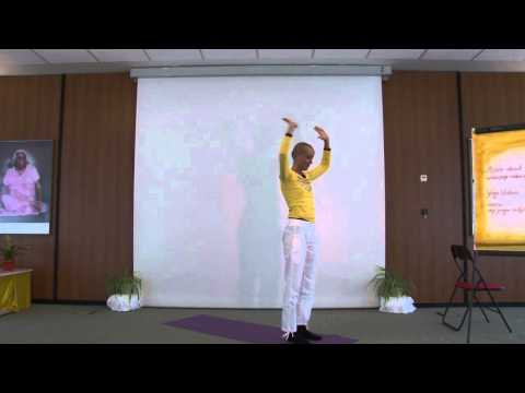 Surya Namaskar Advanced Variations with Atmanshanti