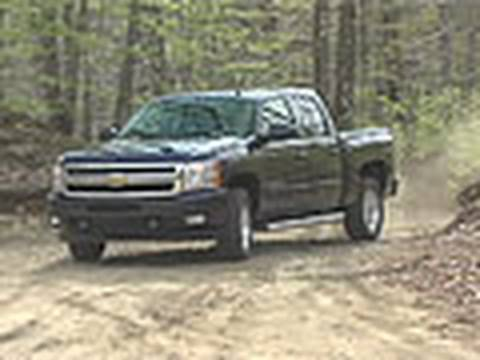 Chevrolet Silverado Review