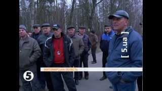 Водители фур готовы перекрыть границу с Беларусью