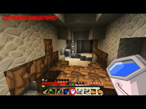 Minecraft: Industrial Revolution 3 - 19: The story about a pilot