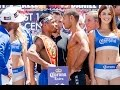 Weigh-In Live: Shawn Porter vs. Kell Brook - SHOWTIME Boxing