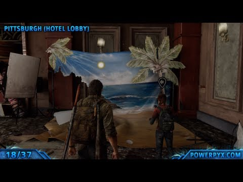 The Last of Us - All Optional Conversations Locations (I want to talk about it Trophy Guide)