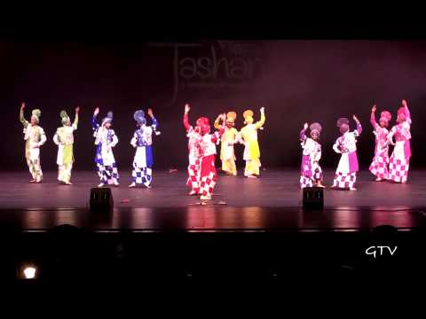 Apna Bhangra Crew @ Jashan 2011