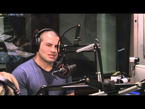 UFC Heavyweight Cain Velasquez Talks UFC 155
