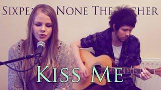シックスペンス・ノン・ザ・リッチャーの名曲を「kiss me」をアコギでカバー素敵すぎる
