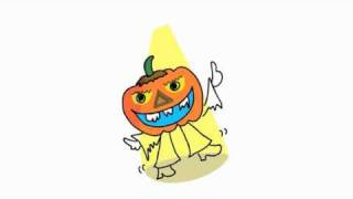 Fun Halloween Song For Kids, DreamEnglish