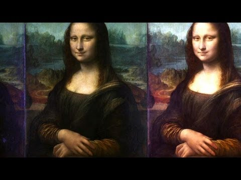 Mystery Files - The Many Layers of the Mona Lisa
