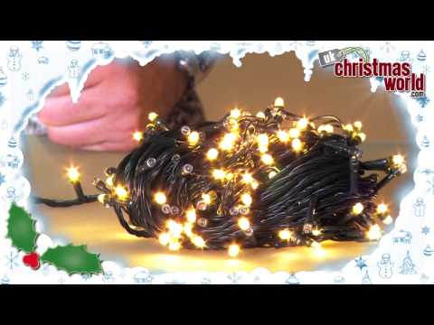 LED Christmas Lights - UK Christmas World