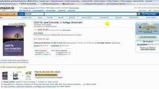 LDAP Tutorial 1 / 3 - ApacheDS, Apache Directory Studio Bundestag, Tomcat