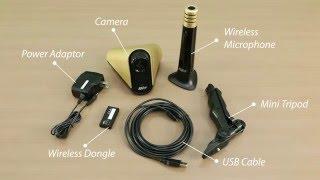 Thiết lập videoo AVer CC30