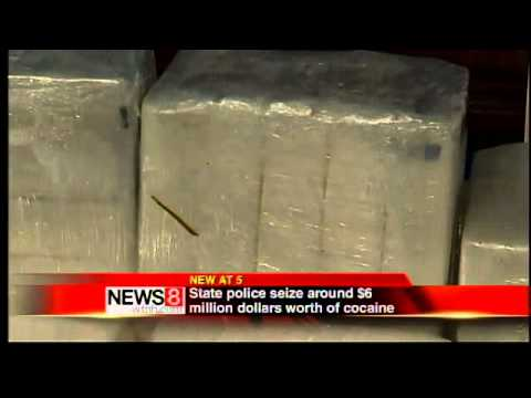 Drug bust finds $6M worth of cocaine